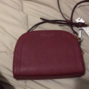 Sultry Red Purse